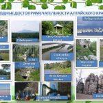 Природные достопримечательности Алтайского края