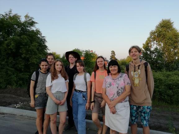 команда на конкурсе агростарт