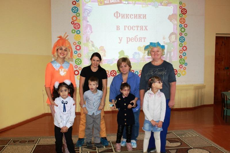 день знаний в школе раннего развития