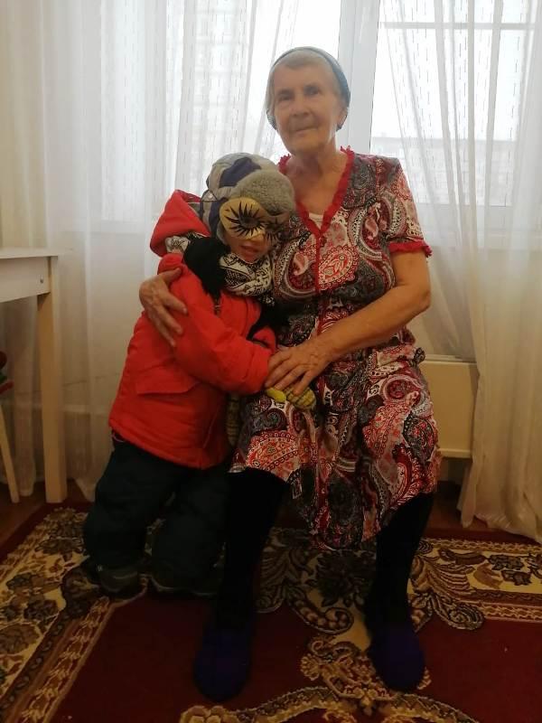 фото бабушка и я